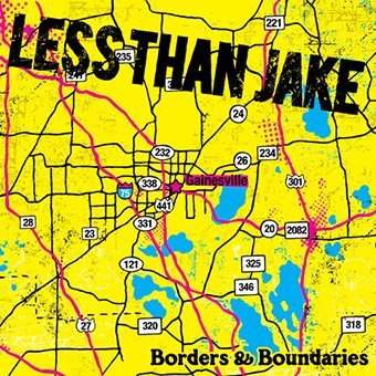 Less Than Jake - Borders And Boundaries (Live from Orlando, FL)
