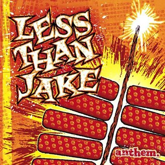 Less Than Jake - Anthem (Live from Orlando, FL)
